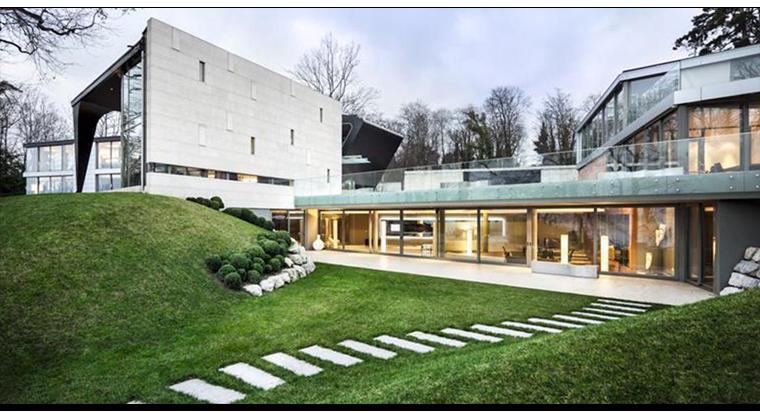 Строителство На Луксозни Къщи
