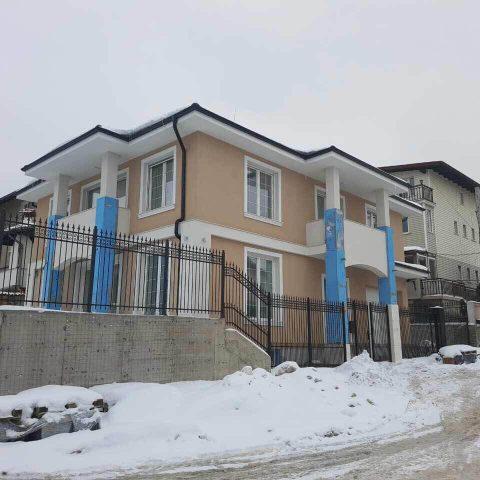 Строителство на еднофамилна къща в с. Бистрица